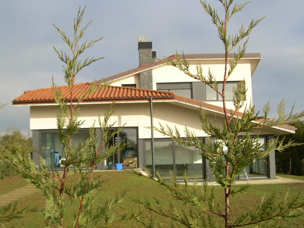 arquitecto vivienda unifamiliar alava