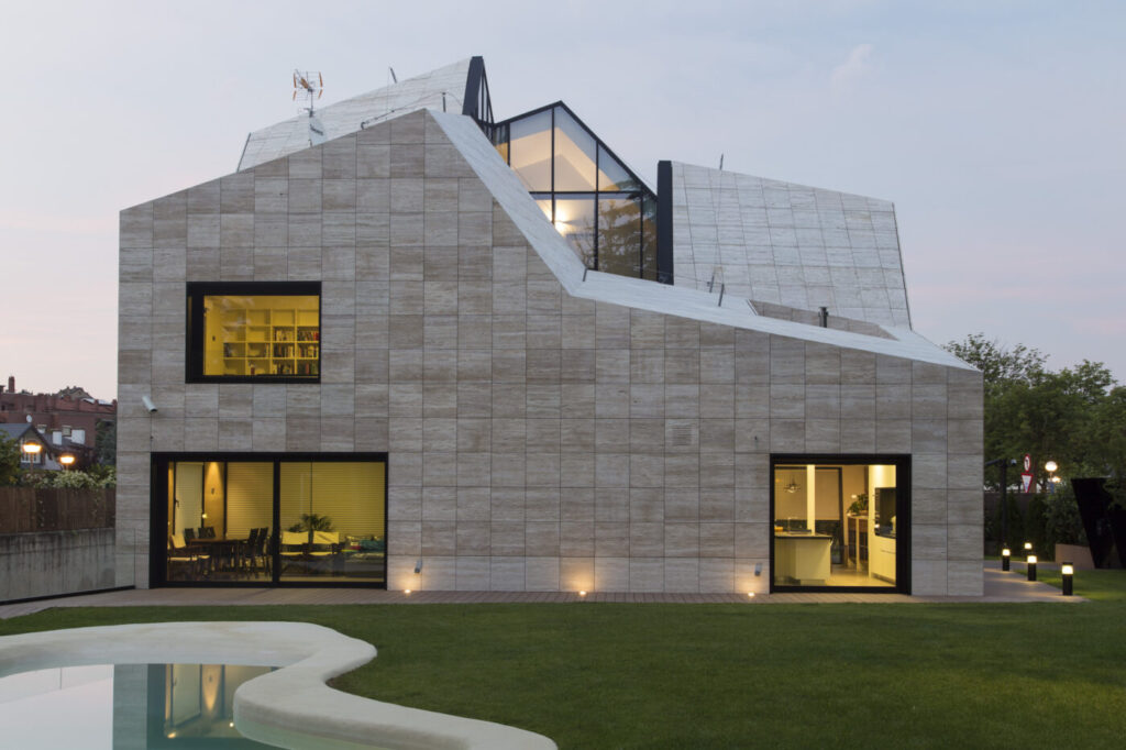 arquitecto de casa de diseño en vitoria